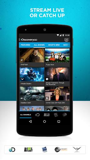 Discovery GO 2.6.5 screenshots 2