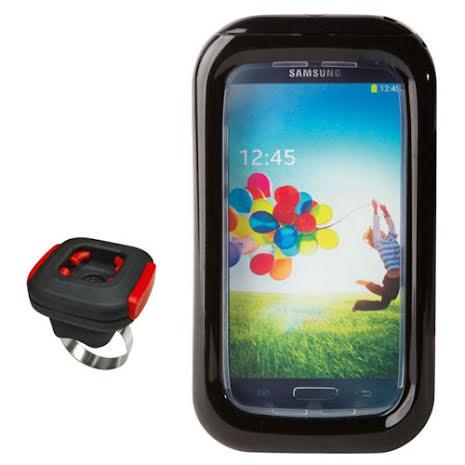KLICKfix AriCase sykkelveske for telefon, Samsung S3/S4