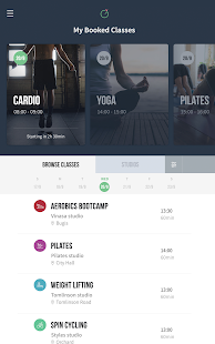 GuavaPass  -  One Pass Fitness- screenshot thumbnail
