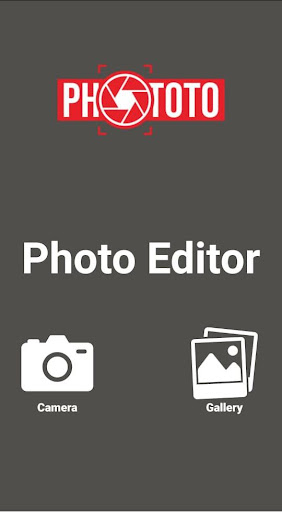 Phototo: Photo Editor screenshot 1