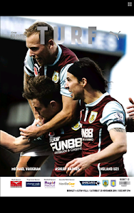 Burnley FC Programmes screenshot 8