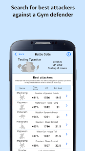 App Battle Odds: calculator for GO APK for Windows Phone