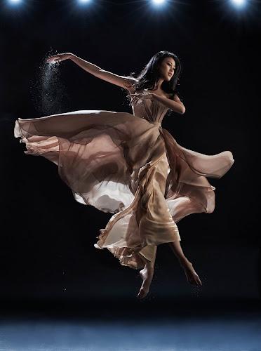 Flying  by Gondo Siswanto - People Professional People ( flying, queen, beauty, ballerina, dance )