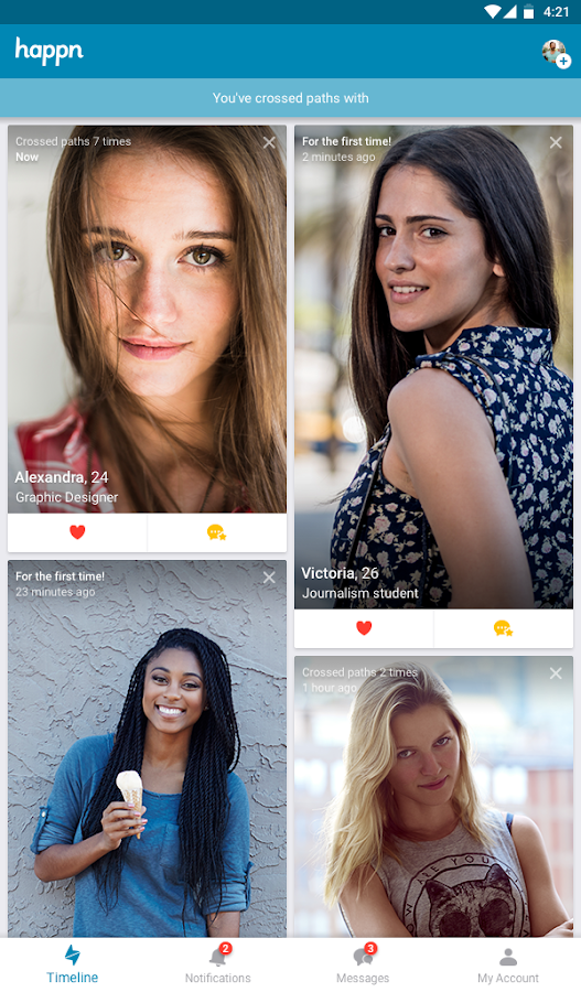 happn new dating app Didier rappaport on the latest dating app that is helping making it happn s ravi happn helps in knowing new people by providing information on.