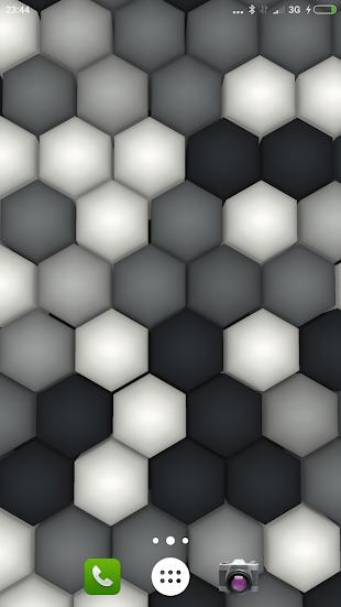 Lumi Deluxe Live Wallpaper- screenshot thumbnail