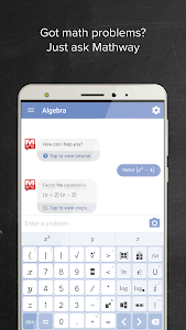 Mathway 3.2.8.1 + (AdFree) APK for Android on mod games, mod art, mod ash,