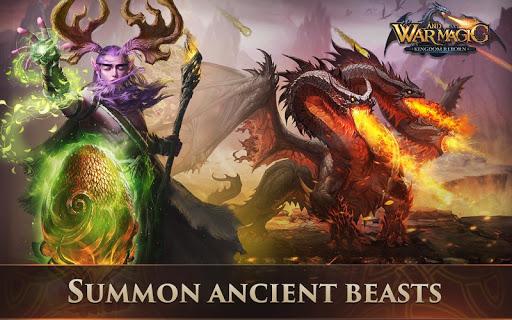 War and Magic: Kingdom Reborn apkdemon screenshots 1