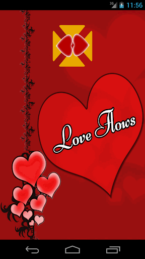Love Flows: Romance and Love