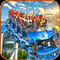 Mountain Roller Coaster Sim icon