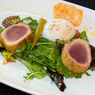 Southern Nicoise Salad.