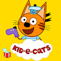 Kid-E-Cats: Adventures. Kids games icon