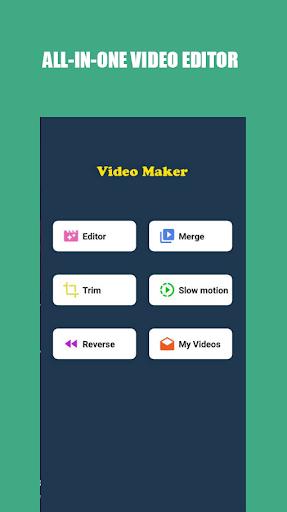 Video Editor : Free Video Maker 4.3.5 screenshots 1