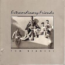 Photo: ジオフロント入荷情報;  写真集 「Extraordinary Friends」 by Tom Bianchi 入荷しました。   ----------- 同性愛コミックやゲイ雑誌が豊富。 男と男が気軽に入れて休憩できたり、日ごろ見れないマンガや雑誌が読める場所はココにしかない。 media space GEOFRONT(ジオフロント) http://www.geofront-osaka.com
