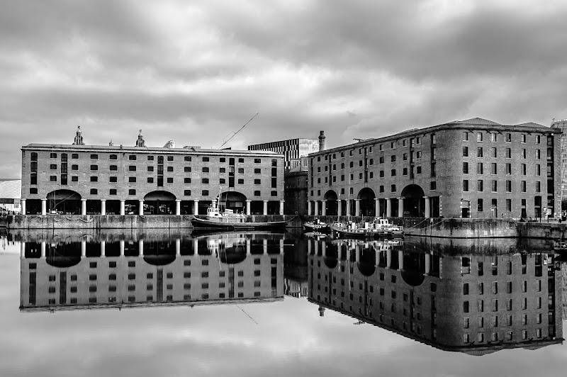 Albert Dock di MrSpock