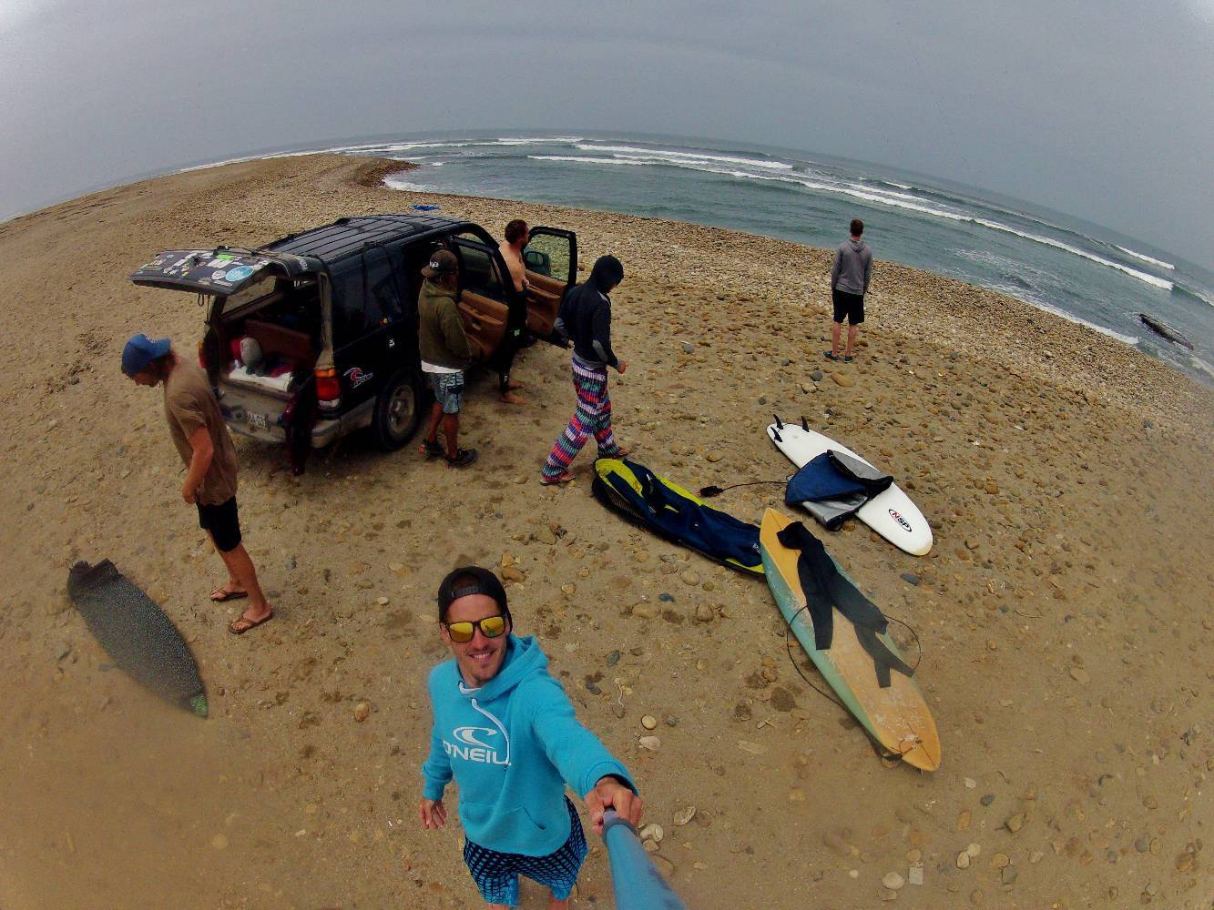 2013 | Perú Surf trip - Supported by O'Neill