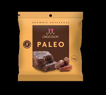 Ponqué Chocolov Brownie   Paleo X80G. X1Und.