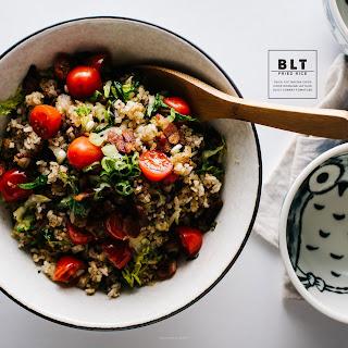 BLT Fried Rice Recipe