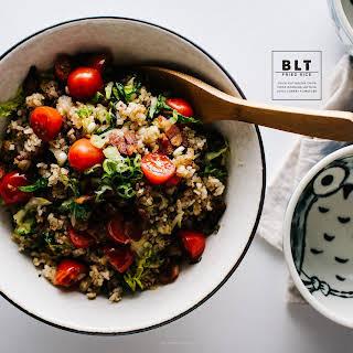 BLT Fried Rice.