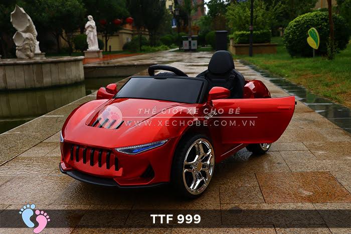 Ô tô điện đồ chơi trẻ em cao cấp TTF-999 3