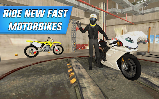 Police Bike City Driving for PC
