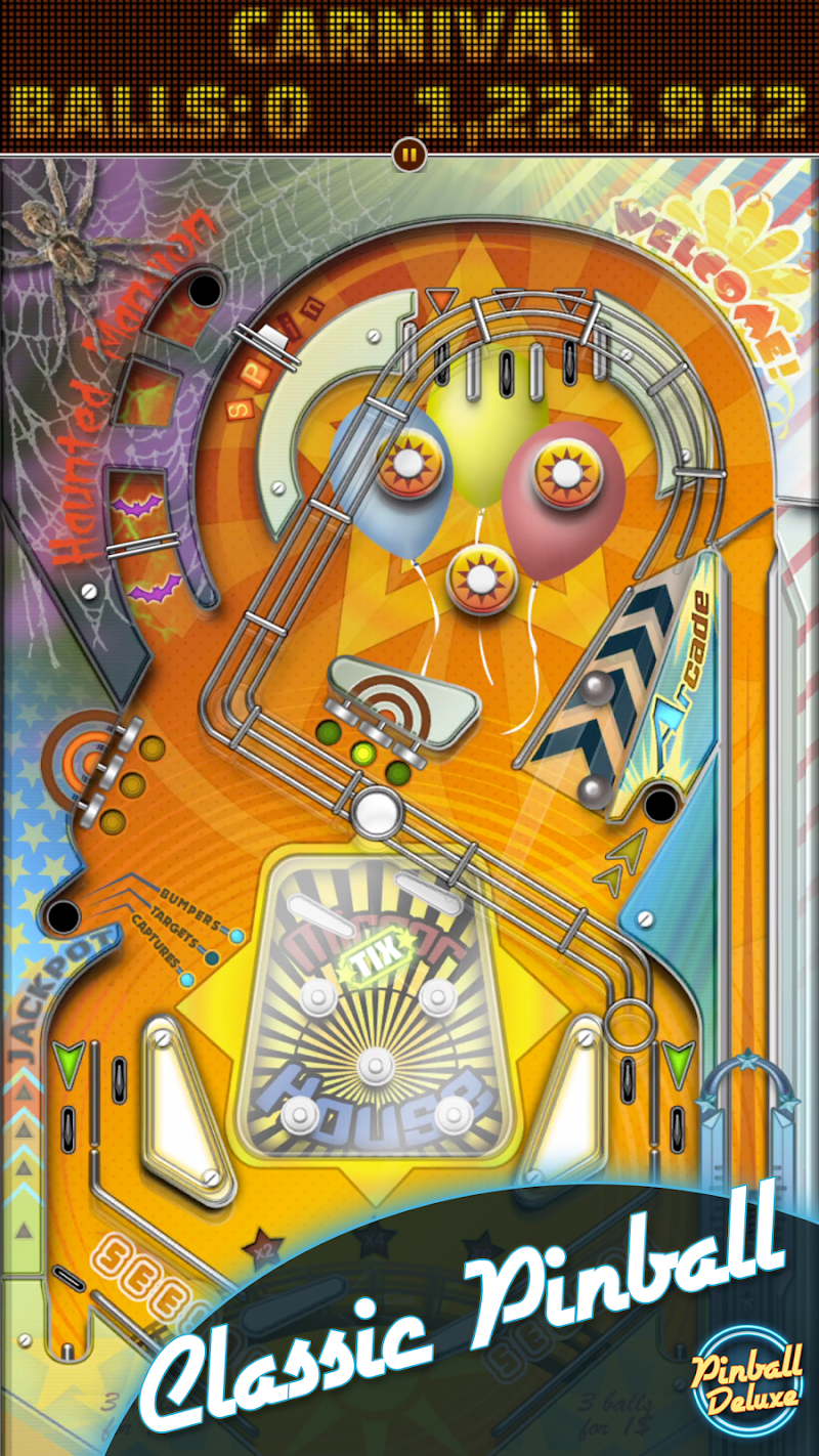 Pinball Deluxe: Reloaded APK Cracked Free Download | Cracked Android