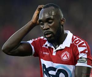 """Hervé Kagé de retour à l'entrainement: """"Avec ce genre de blessure, tu as du mal à voir le bout du tunnel"""""""