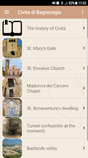 Civita di Bagnoregio- screenshot thumbnail