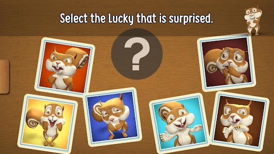 Lucky's Learn Emotions- screenshot thumbnail