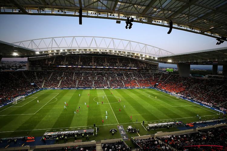 La finale de la Ligue des Champions change de stade