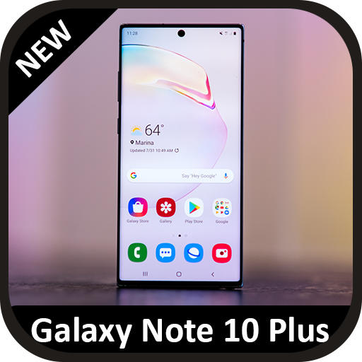 Theme For Samsung Galaxy Note 10 Plus Applications Sur