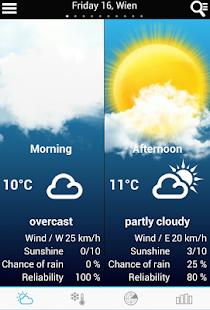 Weather for Russia- screenshot thumbnail