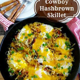 Cowboy Hash Brown Skillet.