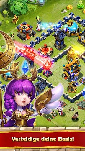 Castle Clash: King's Castle DE  screenshots EasyGameCheats.pro 4