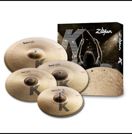 Zildjian K Sweet Cymbalpack - KS5791