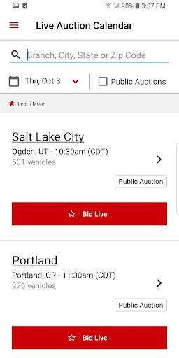 IAA Buyer Salvage Auctions 8.6 screenshots 2