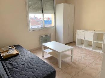Studio meublé 23,42 m2