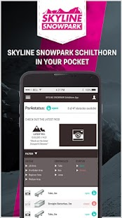 SKYLINE SNOWPARK Schilthorn- screenshot thumbnail