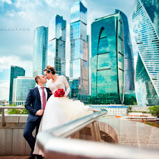 Wedding photographer Vadim Malogolovenko (malogolovenko). Photo of 10.09.2016