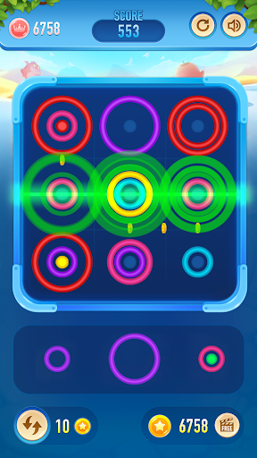 Crazy Color Rings android2mod screenshots 3
