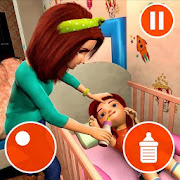Virtual Mother Game: Family Mom Simulator APK baixar