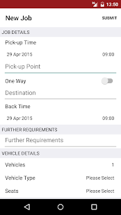 Coach Hire Exchange- screenshot thumbnail