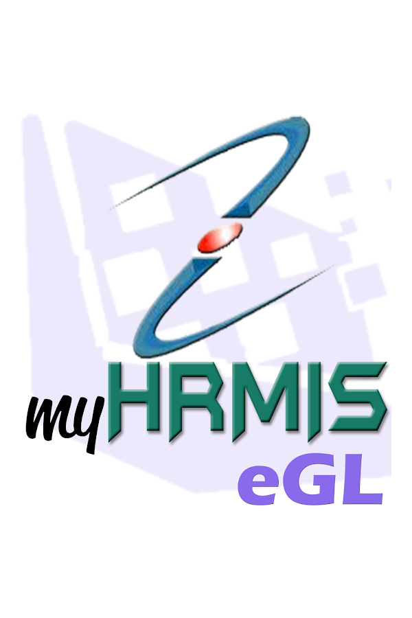 MyHRMIS eGL- screenshot