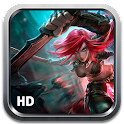 LOL Katarina Wallpapers HD icon