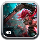 LOL Katarina Wallpapers HD