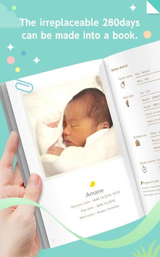280days: Pregnancy Diary 2.2.9 screenshots 16