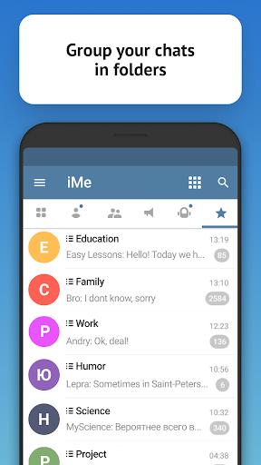 iMe Messenger