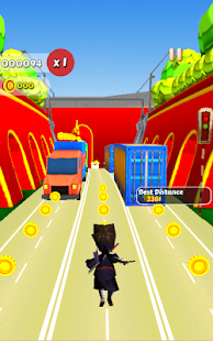 Run Subway Ninja- screenshot thumbnail