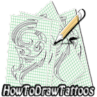 How To Draw Tattoos icon