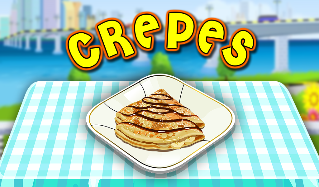 Crepes Cooking- screenshot
