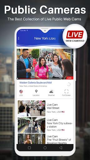earth cam online: live webcam, camview & beach cam screenshot 2
